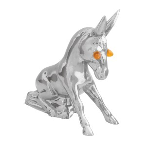 Novelty Donkey Hood Ornaments