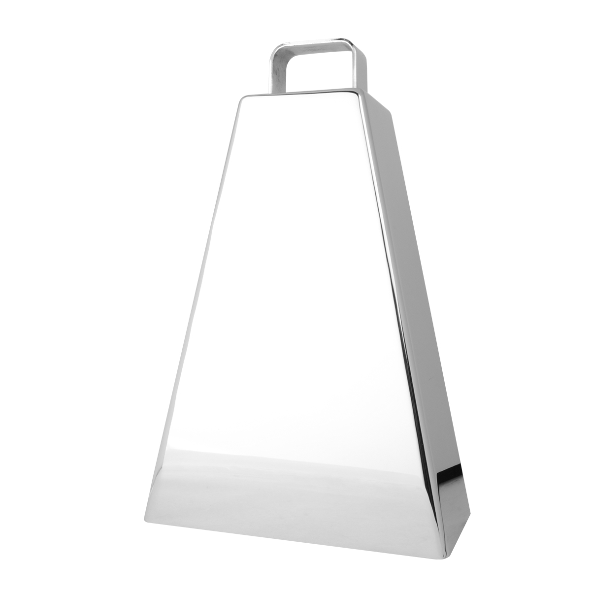 "#57304 Large Cow Bell - 8"" (L) x 4"" (W) x 11"" (H)"