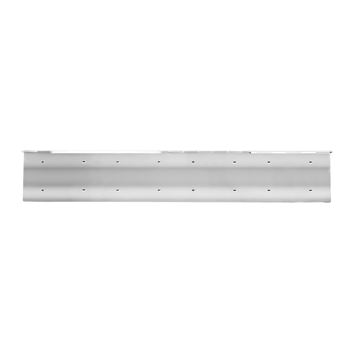 Chrome Plated Steel License Plate Holder - 4 License Plate Frame