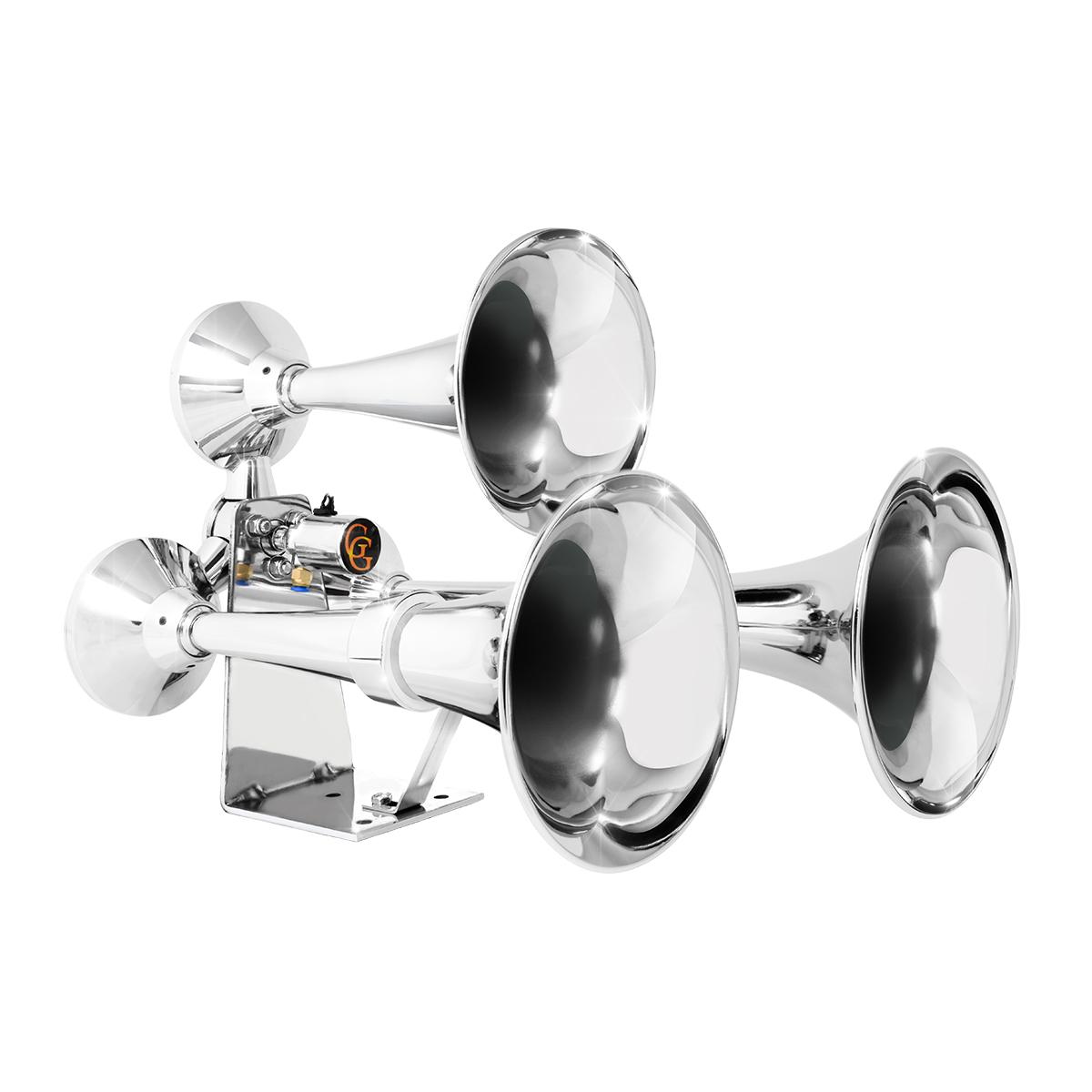 Heavy Duty Deluxe Train Horn