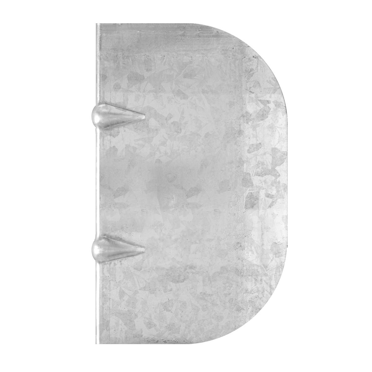 """""""L"""" Shape Corner Protector - 5"""" (L) x 5 ¼"""" (W) x 7"""" (H) , for 4"""" Nylon Strap"""