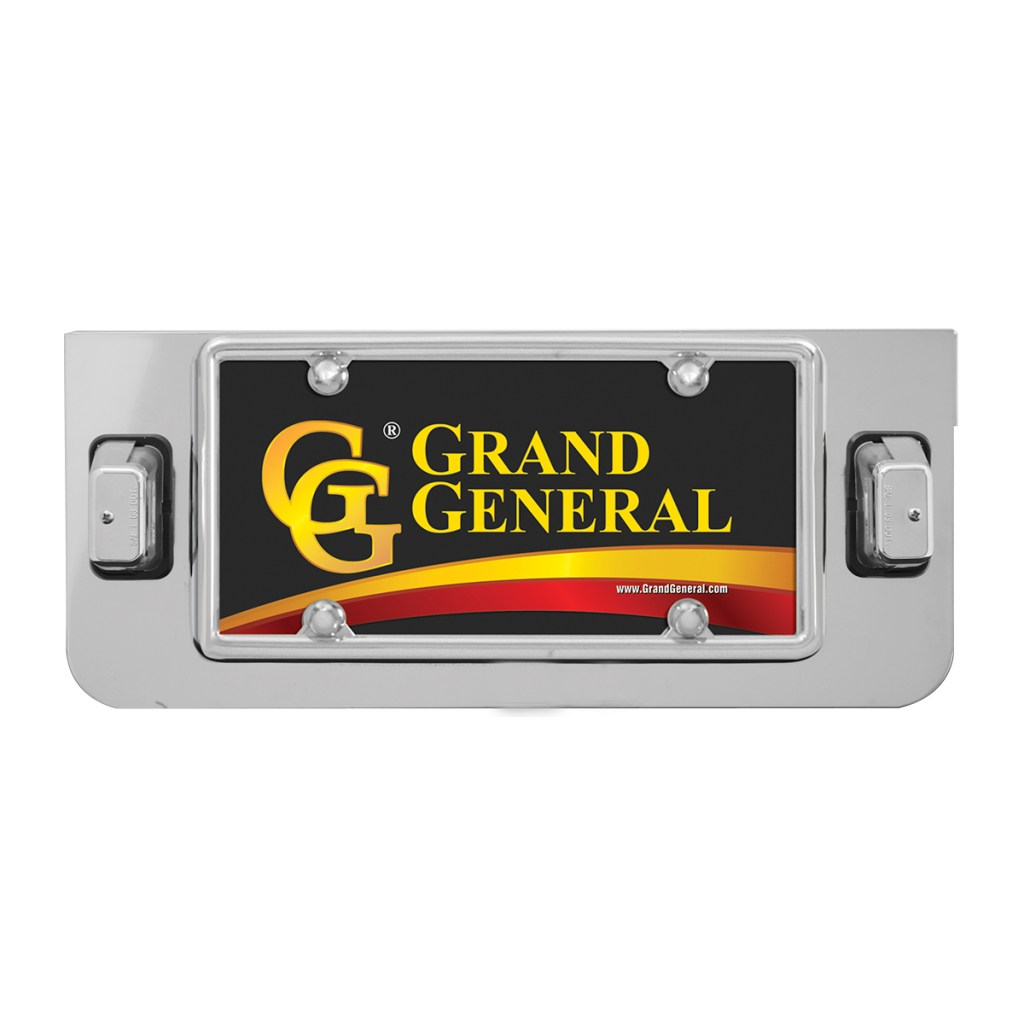 License Plate Holders Grand General Auto Parts