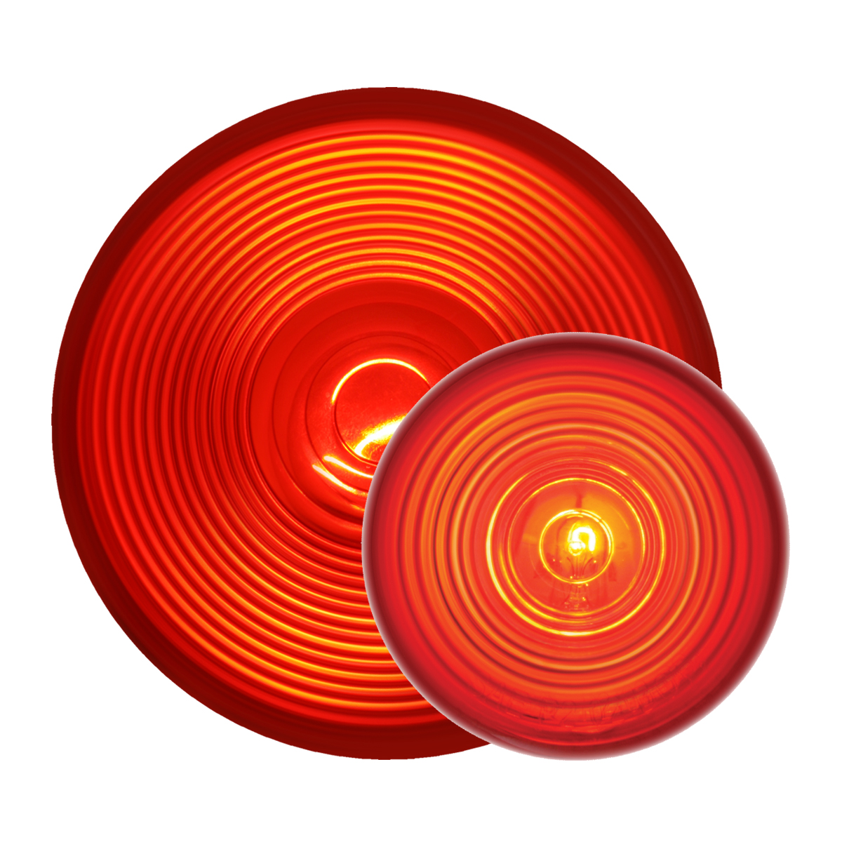 #80471/78315 Incandescent Flat - Red/Red