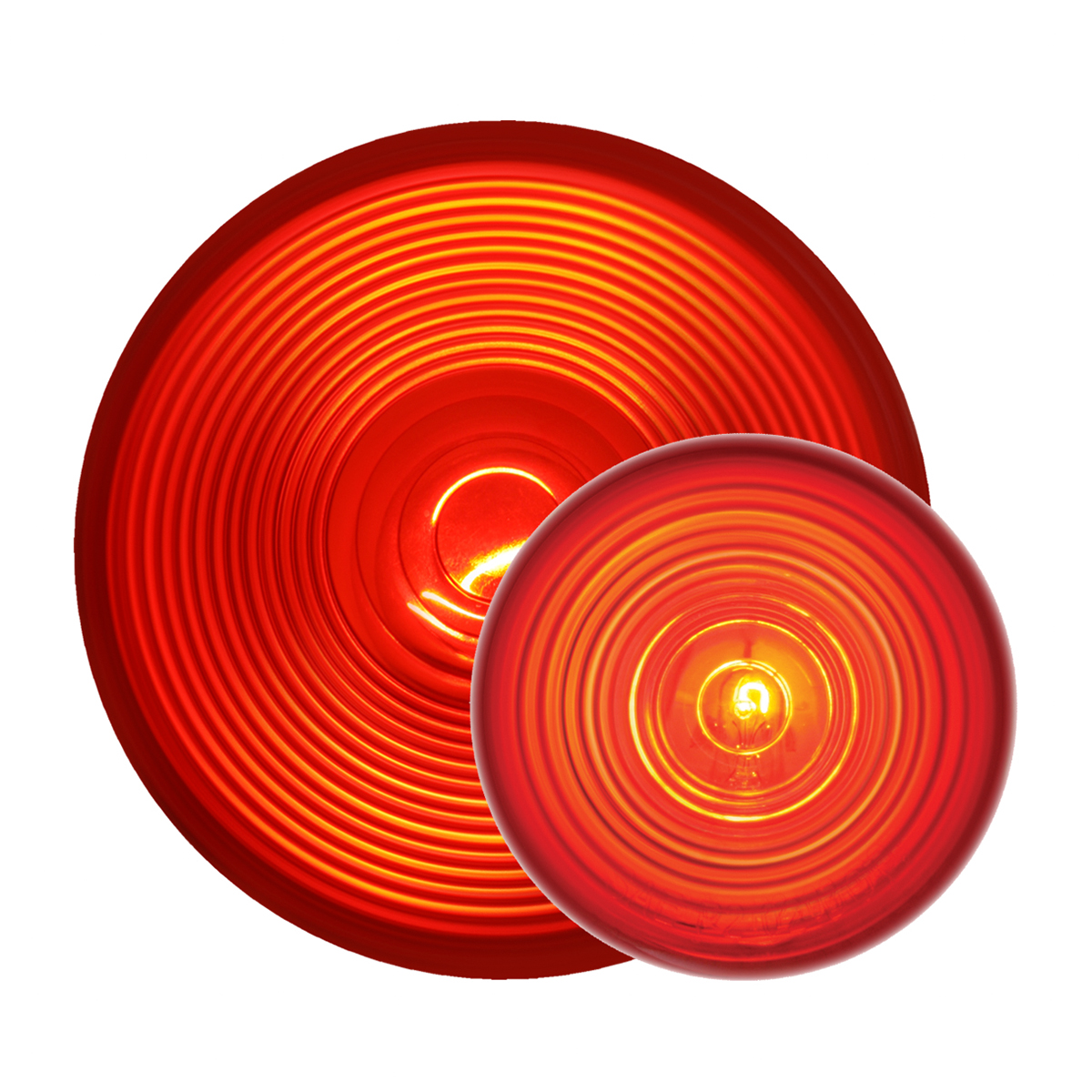 #80471/#80724 Incandescent Flat - Red/Red