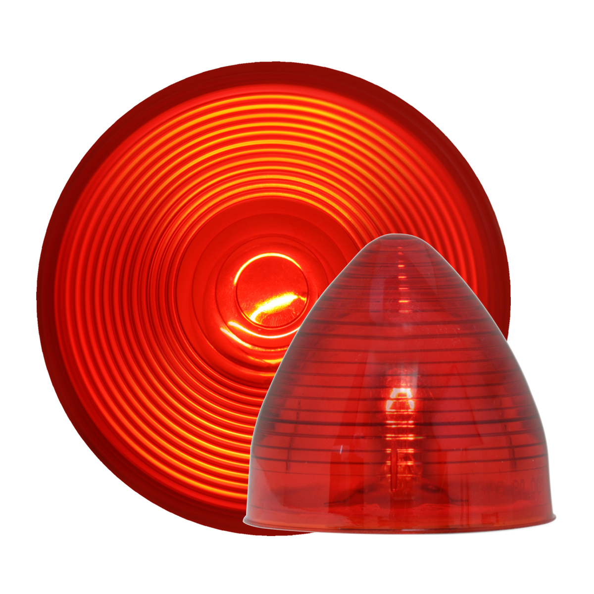 #80471/#80943 Incandescent Red/Red - Beehive