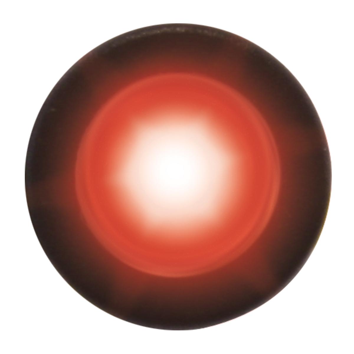 Single Red LED Light Bulb