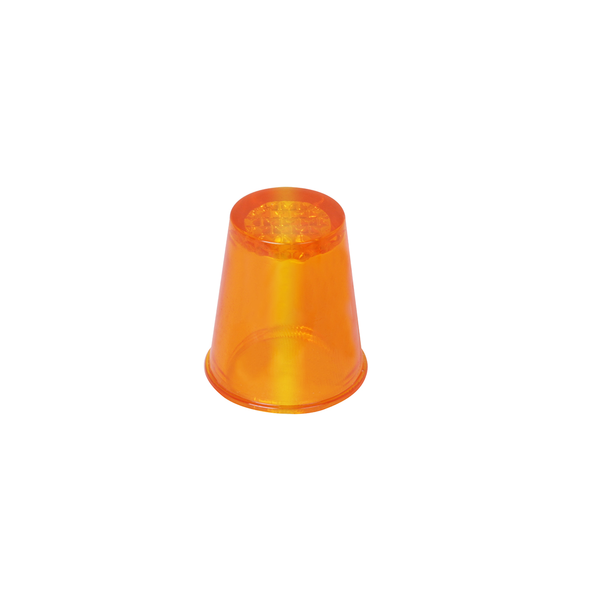#94125 Amber Cap Style Lens