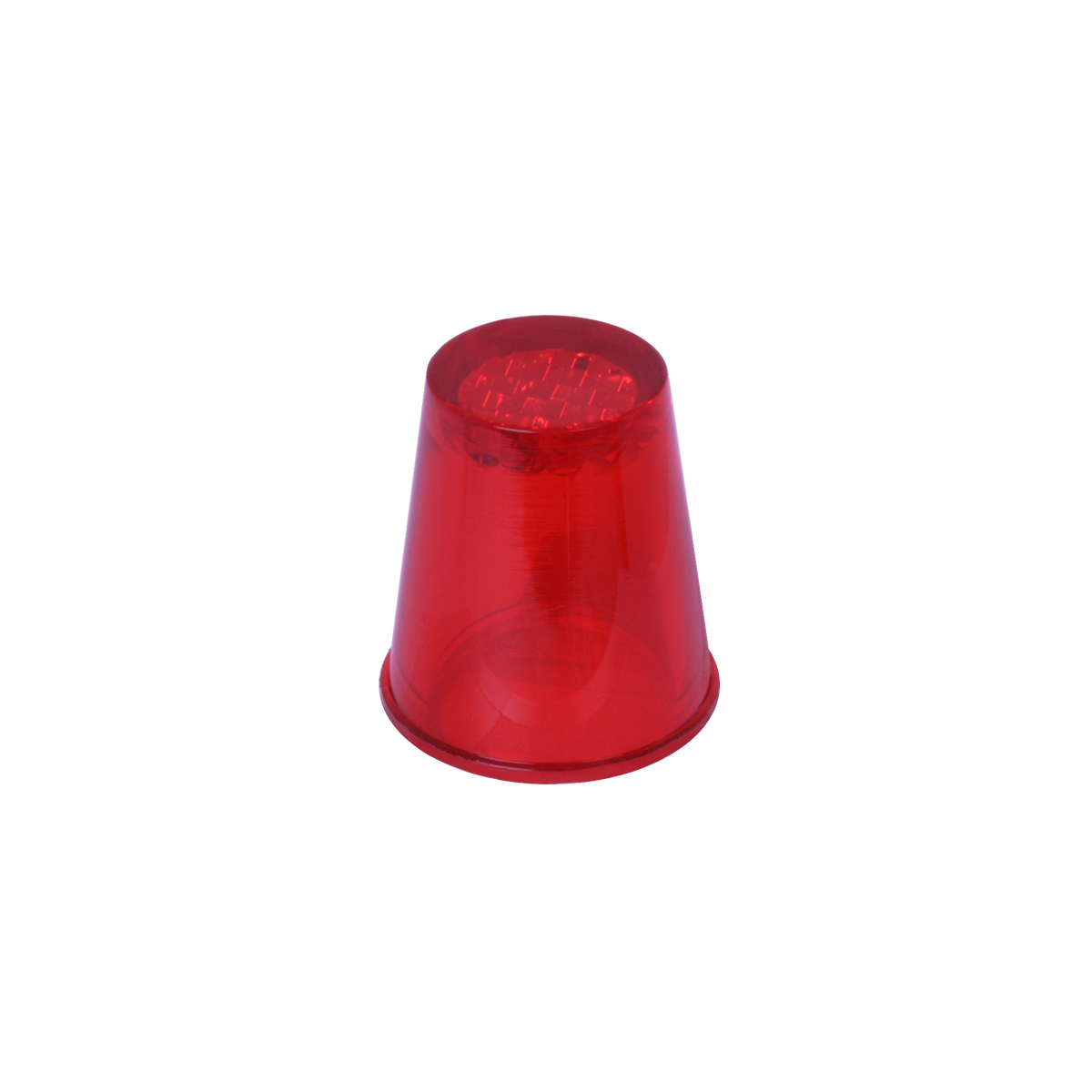 #94126 Red Cap Style Lens