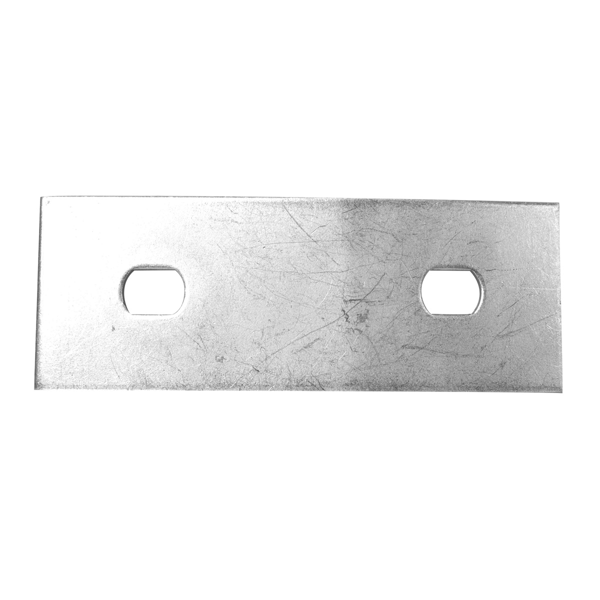 #94147 Stainless Steel Bumper Guide Bracket Kit For Plastic Bumper - Back View