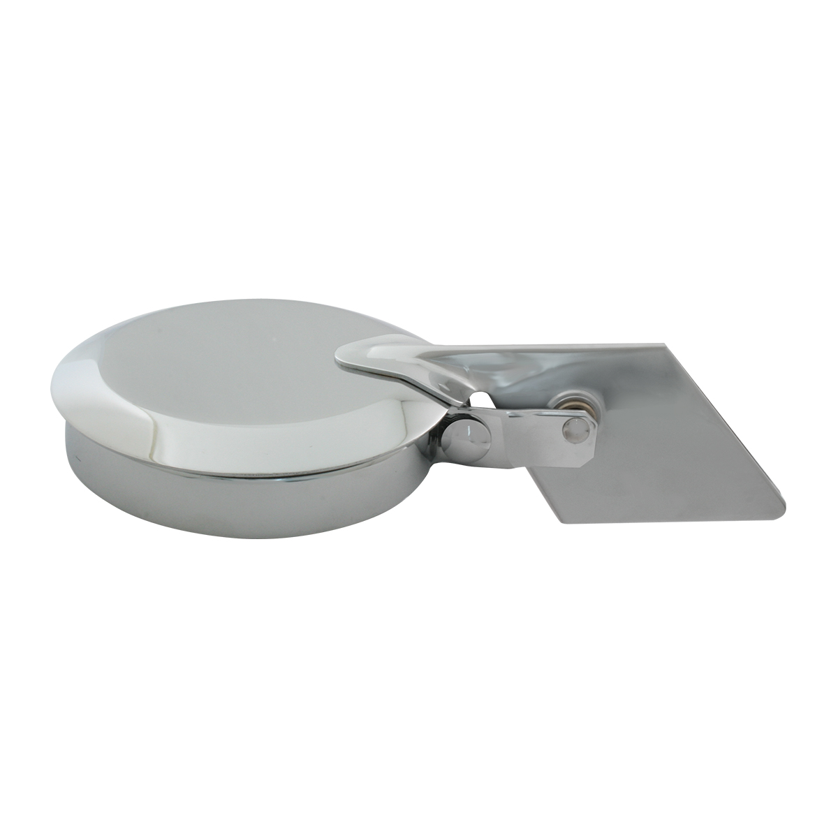 #95051 Chrome Plated Steel Rain Cap - Closed