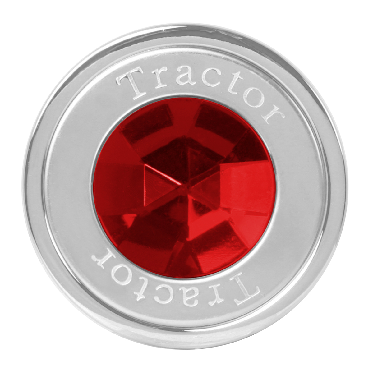 95835 Tractor Air Control Knob w/ Red Crystal