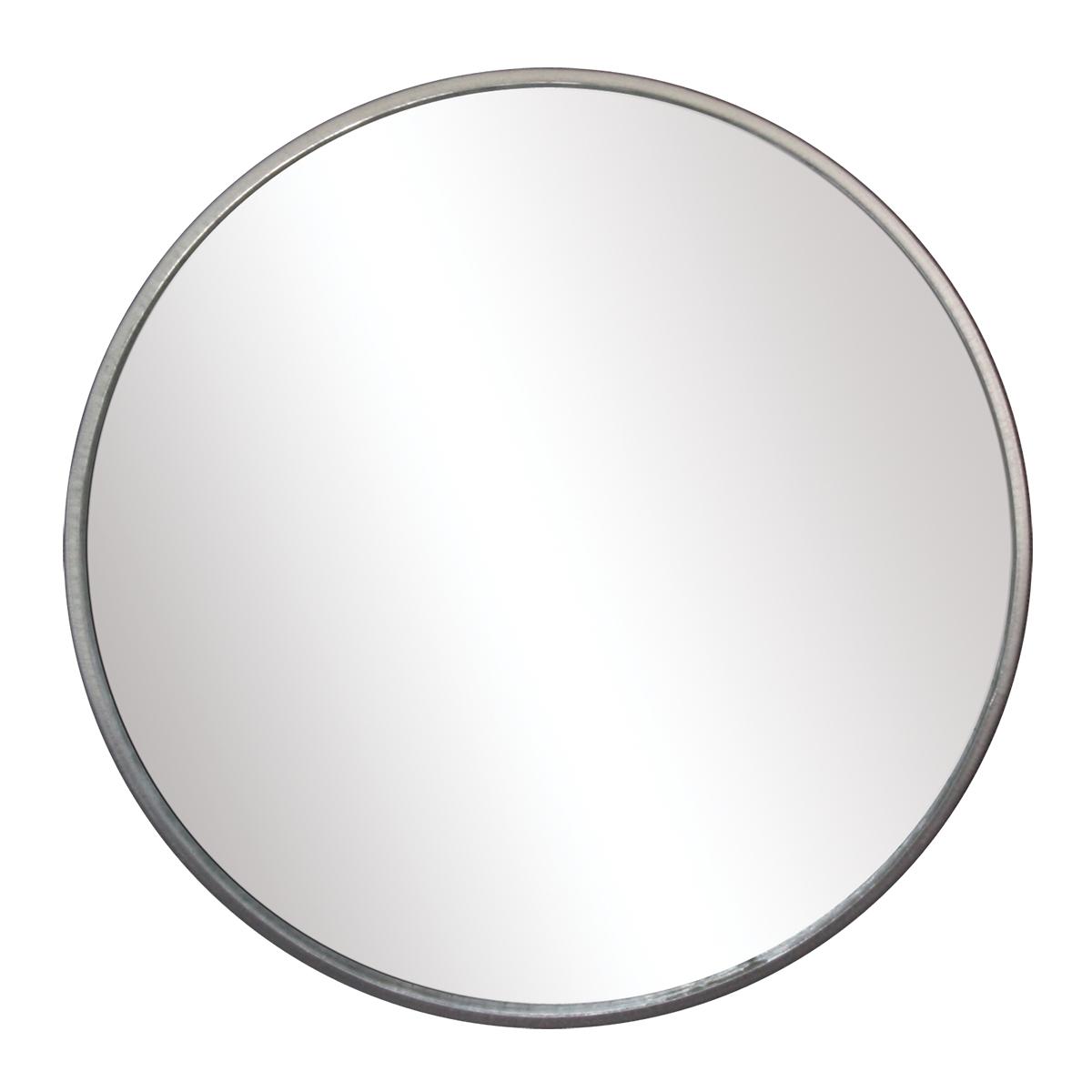 Stick-On Round Convex Spot Mirror