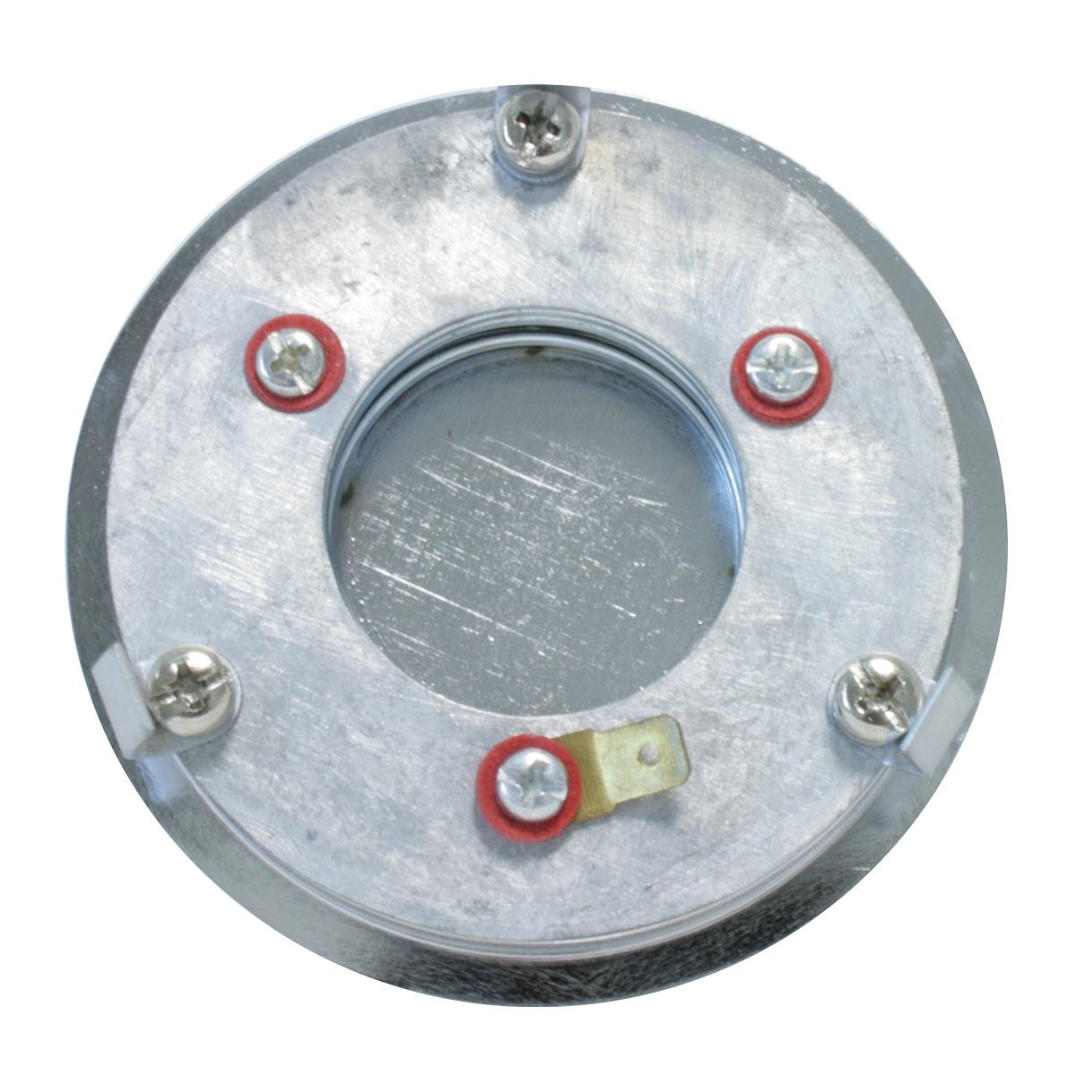 54021 Chrome Steel Steering Wheel Horn Button