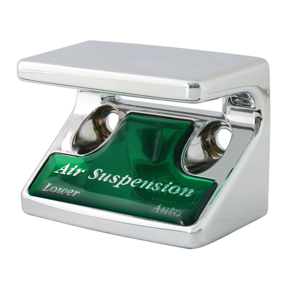 96183 Air Suspension Switch Guard in Green Glossy Sticker