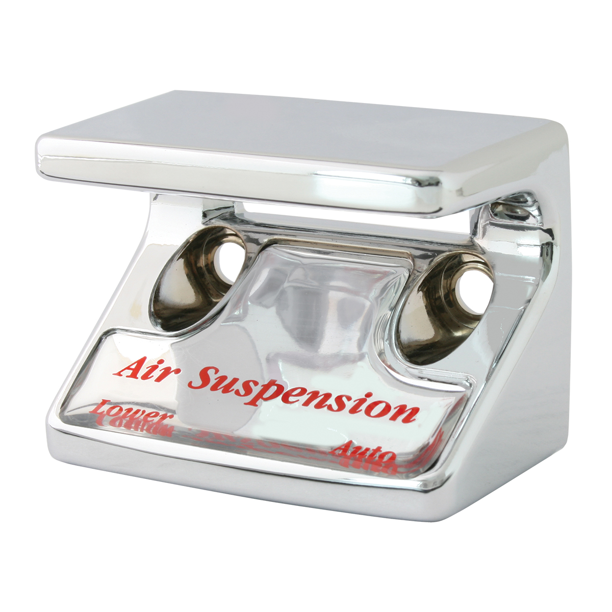 96186 Air Suspension Switch Guard in Clear Glossy Sticker