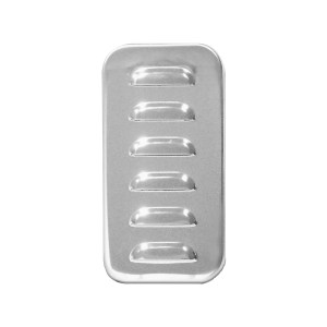 97561 Stainless Steel Louver Exterior Vent Cover for FL