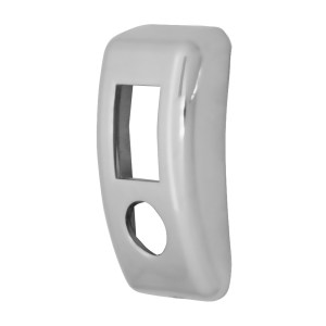 67873 Chrome Plastic Dimmer Switch Cover for KW