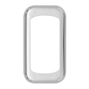 68662 Chrome Plastic Rocker Switch Trim Cover for Pete