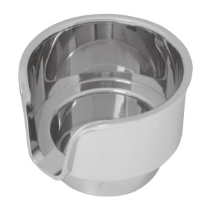 68722 Chrome Plastic Cup Holder for Pete 2006+