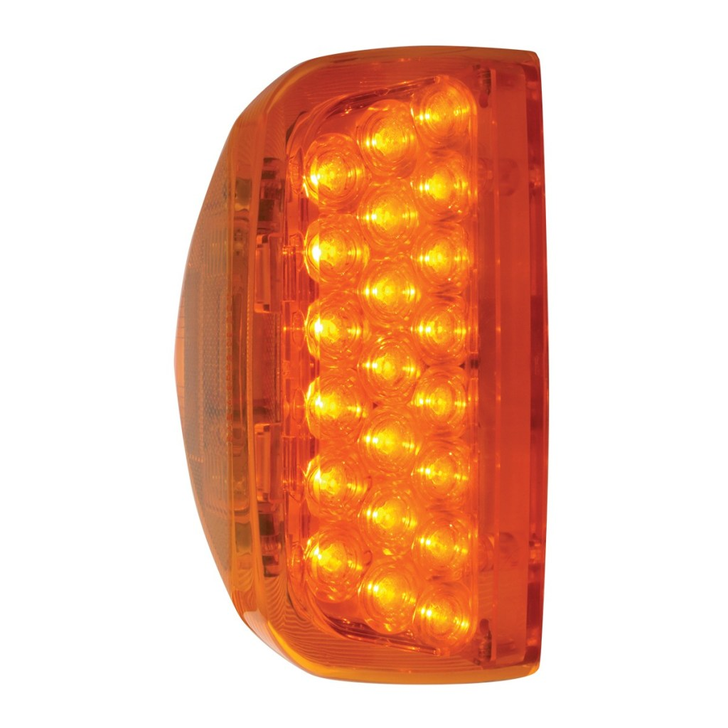 Led Turn Signal Light For Peterbilt Grand General Auto