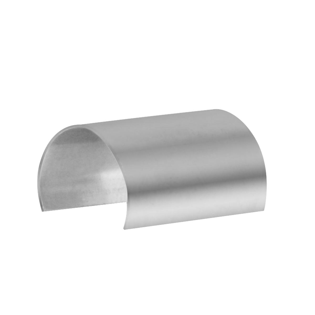 50170 FLT Stainless Steel Door Hinge Cover