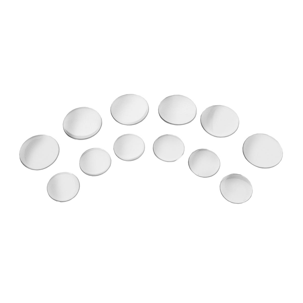 68912 KW Chrome Soft Plastic Gauge Plugs