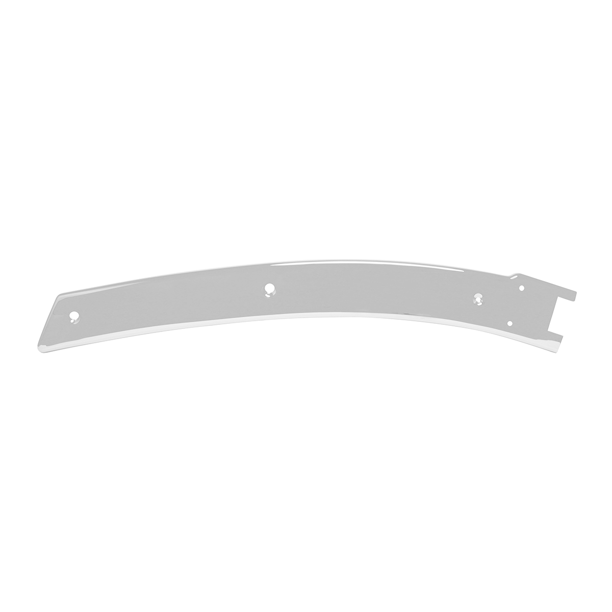 52010 KW Chrome Plastic Headliner Trim