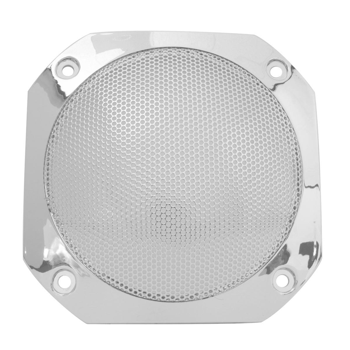52020 International Chrome Plastic Speaker Cover