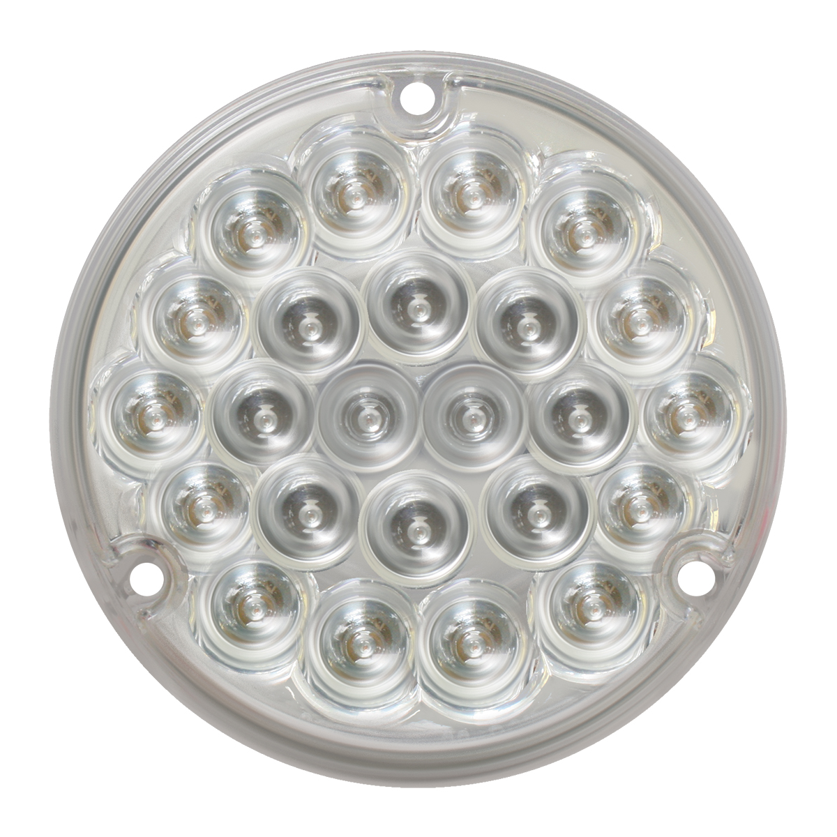 "4"" Pearl LED Load Light in Clear Lens"