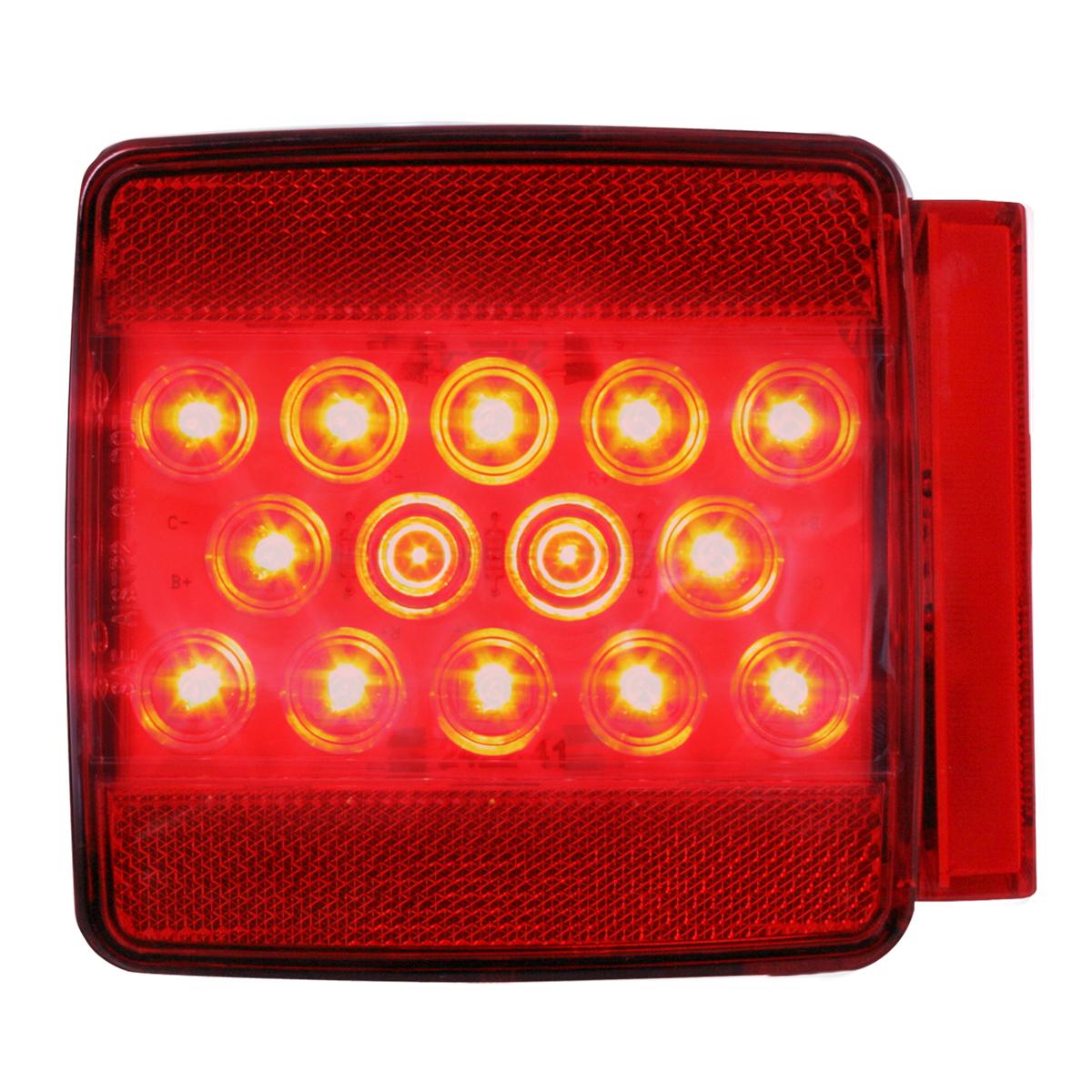 76942 Universal Stud-Mount Trailer LED Light