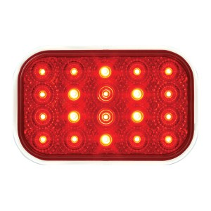 Rectangular Spyder LED Light