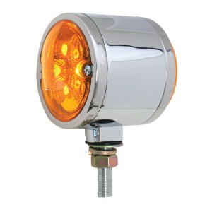 Double Face Spyder LED Pedestal Light