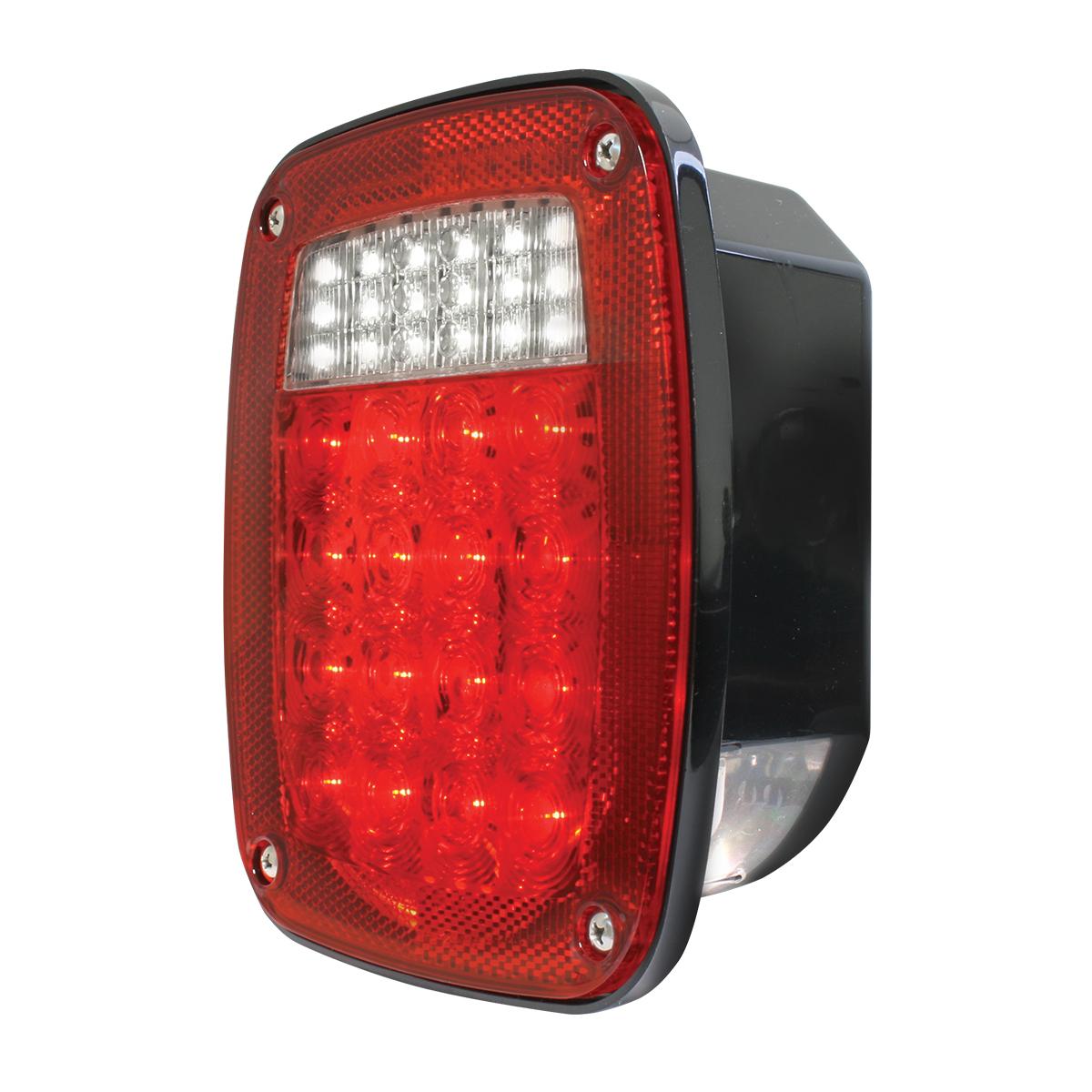 80795 Multi-Function Combination LED Light w/ License Light