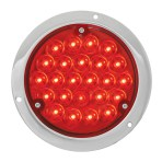 4″ Pearl LED Light with Housing