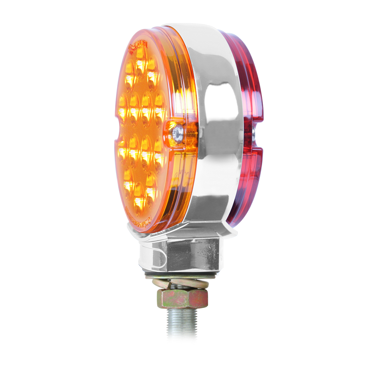 """75190 3"""" Double Face Pearl LED Light"""
