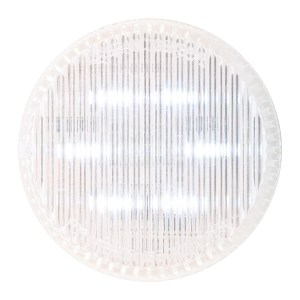 """75984 2"""" Dual Function LED Light in White/Clear"""