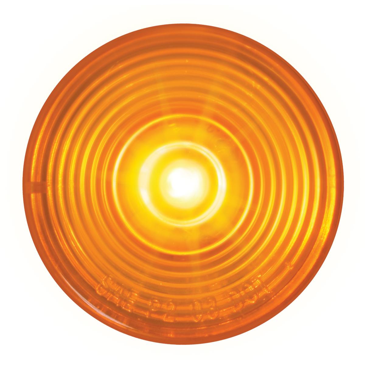 76430 Fleet LED Marker Light in Amber/Amber