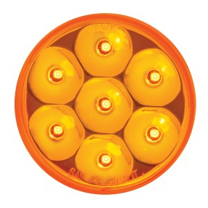 Pearl LED Marker Light in Amber/Amber