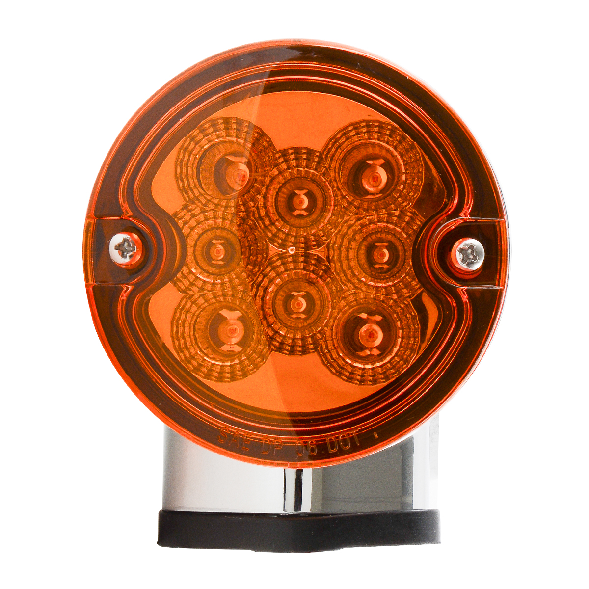 77250 Single Face Projected Spyder LED Pedestal Light