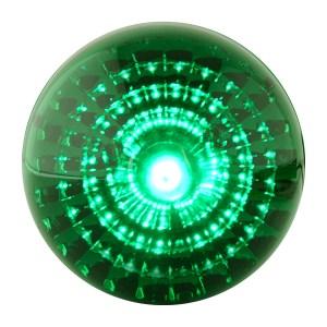 2″ Beehive Spyder Single LED Light