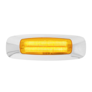 4-5/8″ Rectangular Prime LED Marker Light