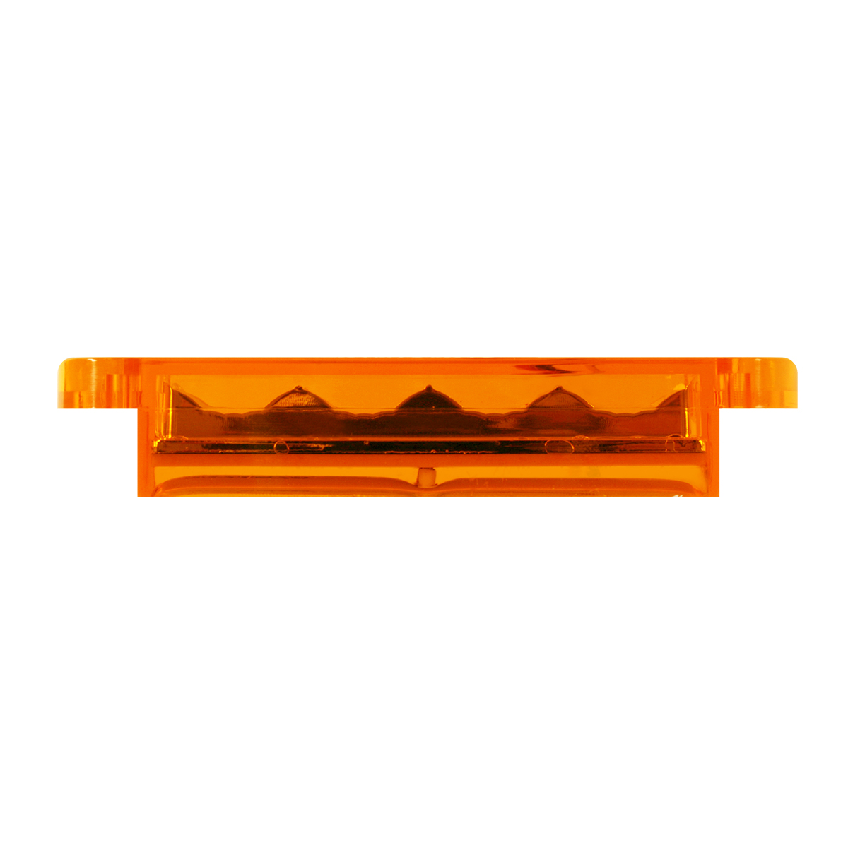 """76070 3.5"""" Dual Function LED Light in Amber/Amber"""