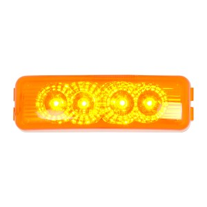 Medium Rectangular Spyder LED Marker Light