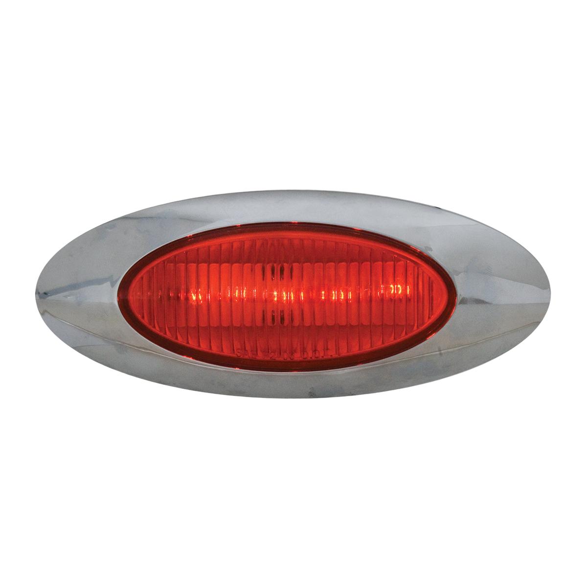 #79465 Plug In Y2K Marker Red Light - 5 Bulbs