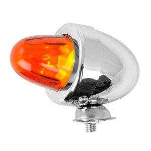 Bullet Shape Marker Light with Glass Lens