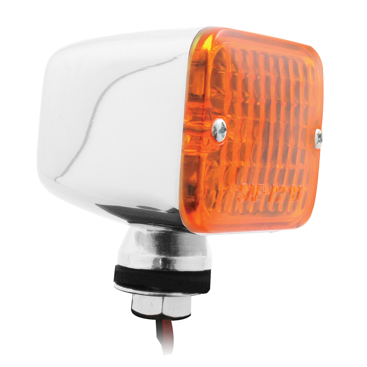 #80900 Medium Double Filament Amber Light
