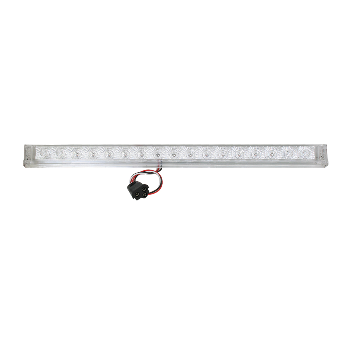 "20"" Spyder LED Light Bar in Clear Lens"