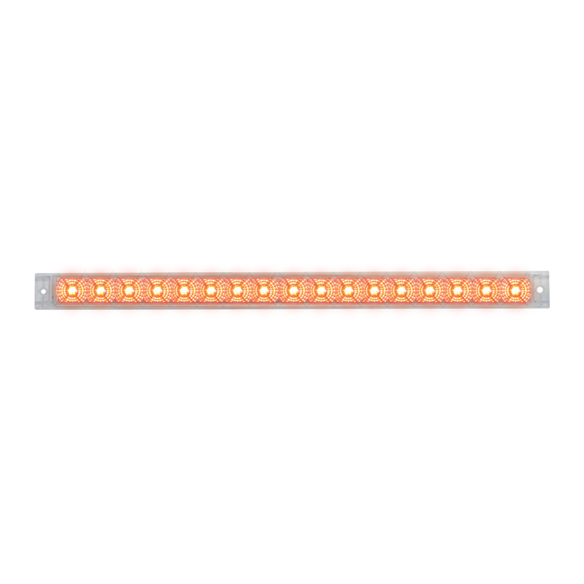 "76983 20"" Spyder LED Light Bar in Clear Lens"