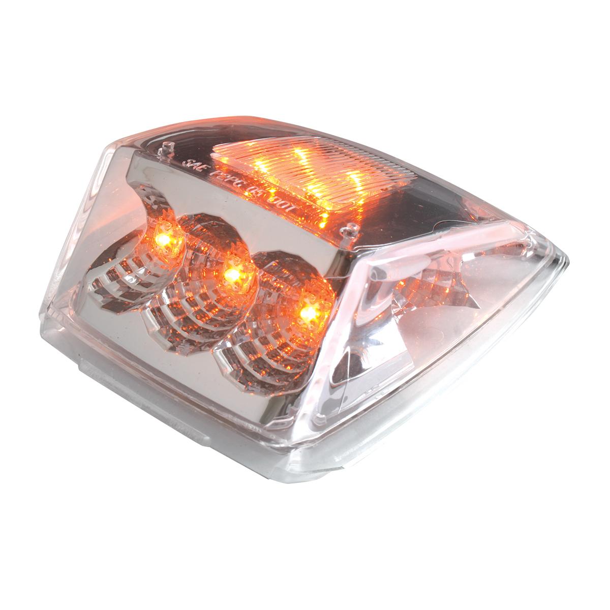 Amber/Clear Cab Spyder LED Marker Light Only for G5K