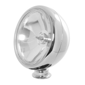 Chrome Plated 6″ Utility Halogen Light